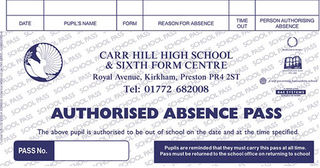 Authorised Absence