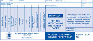 Accident & Illness Reporting System