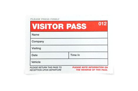 Multi Pass Book Control Your Visitors