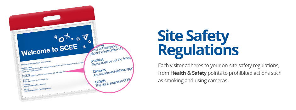 Site Safety Regulations