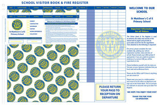 Elite Education Visitor Pass System