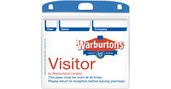 Warburtons Slip in Wallet