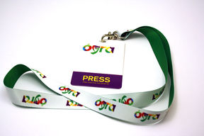 Go On Get Your Brand Noticed With Personalised Lanyards