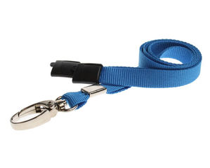 Light Blue Neck Straps