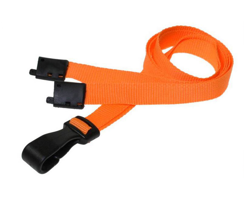 ORANGE-J-CLIP-LANYARD