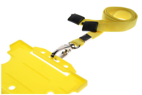 YELLOW-METALCLIP-LANYARD1