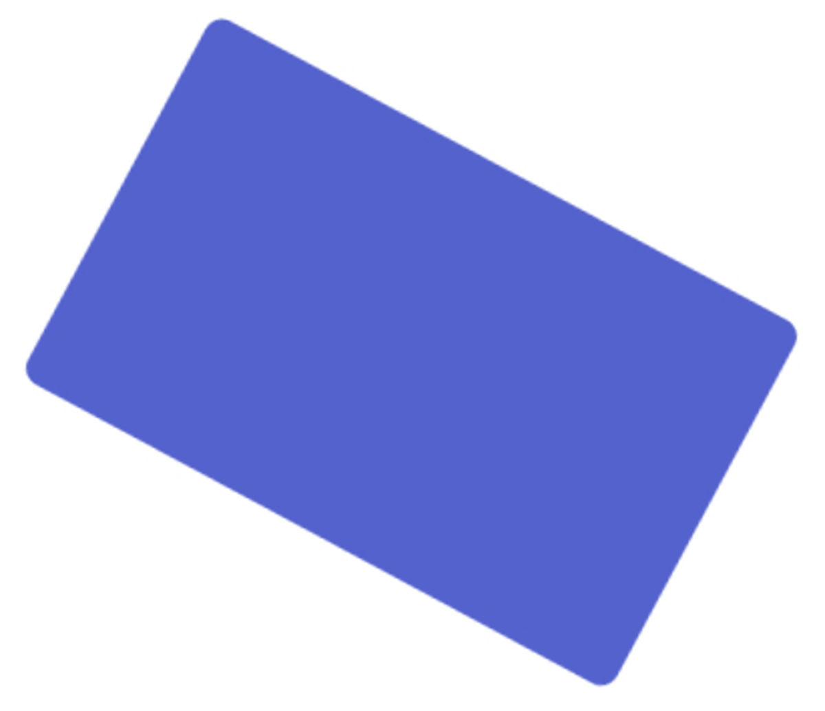 Violet Coloured Cards 100 Pack