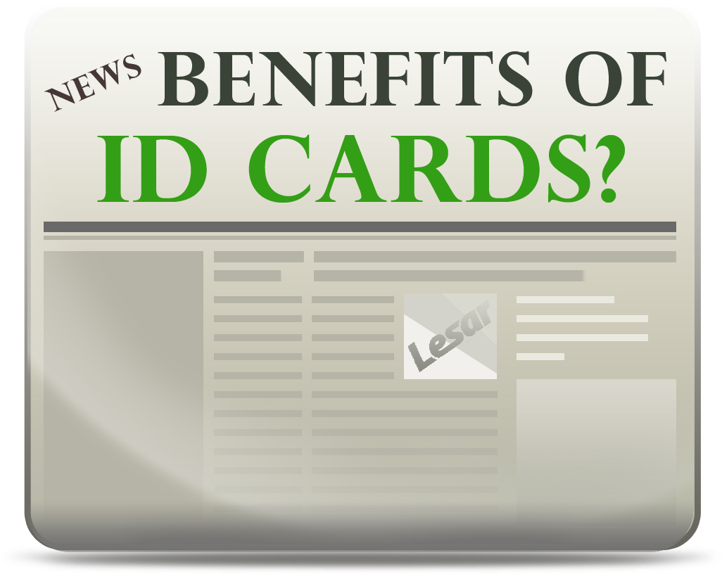 Benefits of ID Cards