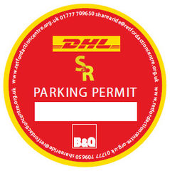 Personalised Parking Permit