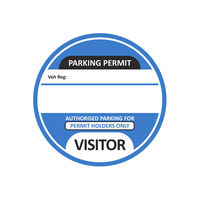 Visitor-Parking-Permit-Blue