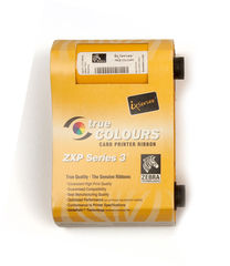 Zebra KdO Ribbon/Cartridge, 500 Images Per Roll (P/N 800033-850)