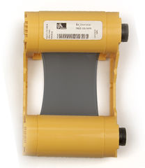 Zebra Black Mono Ribbon/Cartridge, 1000 Images Per Roll