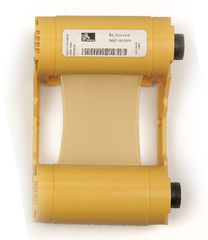 Zebra Gold Mono Ribbon/Cartridge, 1000 Images Per Roll (P/N 800033-806)