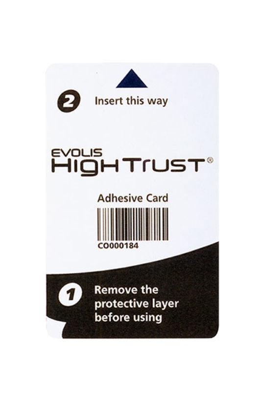 Evolis-Adhesive-Card