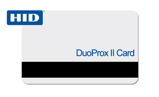 1336 DuoProx II Card ISO-Thin, Imageable HID Proximity Card with Mag Stripe