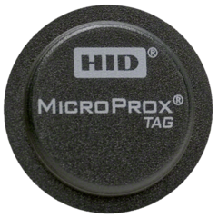 1391 MicroProx Tag HID Proximity AdhesiveTag