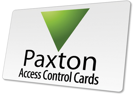 Paxton Access Control Cards