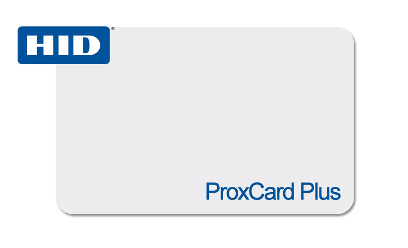 16-9 ProxCard Plus HID Proximity Card with Wiegand