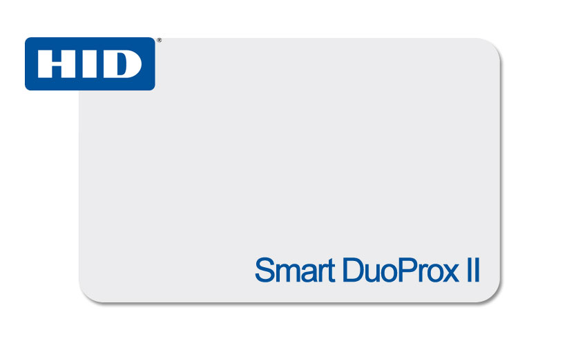1598 Smart DuoProx® II Card