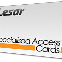 Specialised Access Control Cards