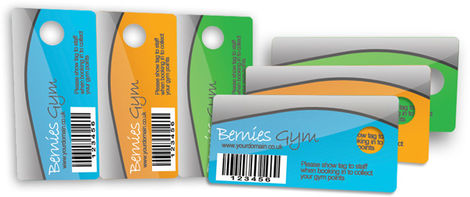 Key Tags - Bureau Sevice