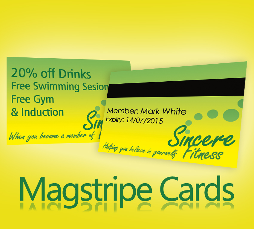 Magstripe Cards