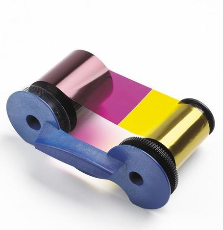 Datacard Colour Ribbon Kit, YMCKT - 250 prints