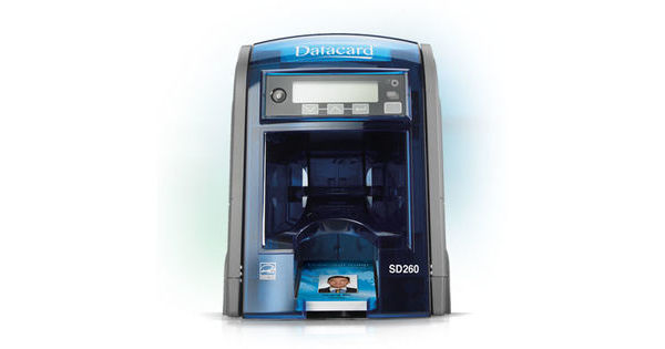 Id card printers id badge systems from 475 free delivery reheart Images