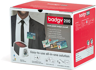 Evolis Badgy 200 ID Card Printer