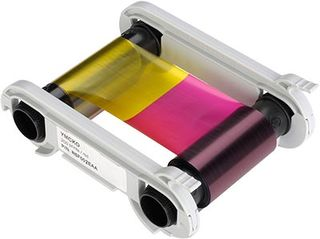 Evolis YMCKO Colour Ribbon - 300 Prints