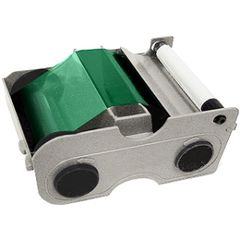 Fargo 45104 DTC1000Me/C50 Green Printer Ribbon