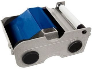 Fargo 45103 DTC1000Me/C50 Blue Printer Ribbon