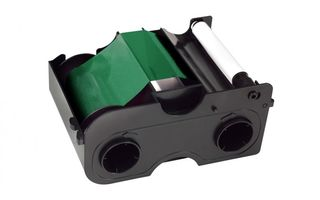 Fargo 45204 DTC4500 Green Printer Ribbon