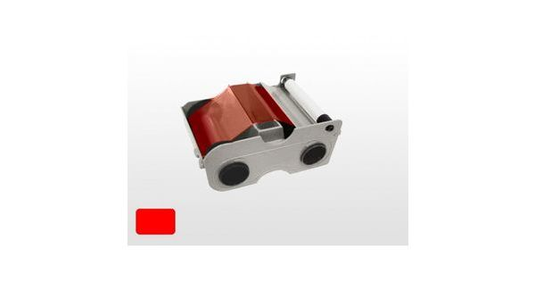 Fargo 45205 DTC4500 Red Printer Ribbon