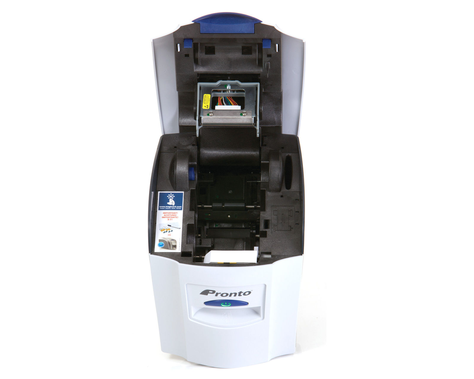 Magicard pronto id card printer only 455 lesar uk magicard pronto id card printer reheart Gallery