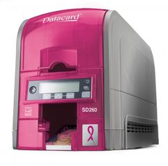 Limited Edition Pink Datacard SD260