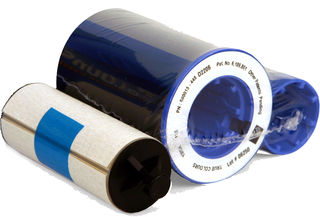 Zebra YMCK Colour Ribbon/Cartridge, 600 Images Per Roll