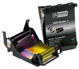 Zebra ZXP Series 1 Load-N-Go YMCKO Colour Ribbon