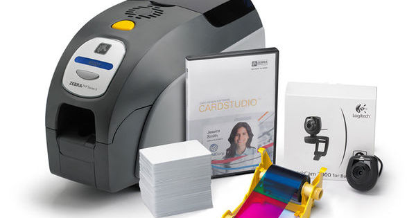 Zebra ZXP Series 3 Complete ID Card System