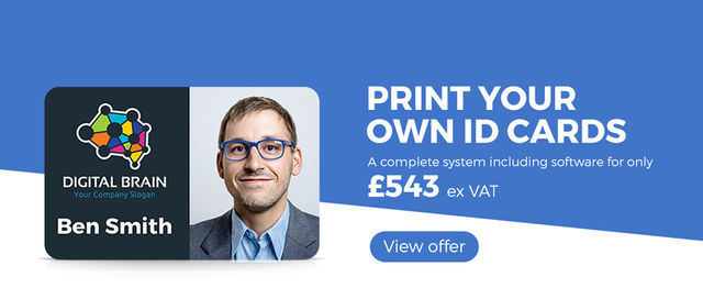 ID Card Printer for only £543