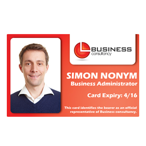 Work Id Badge Template | Business Id Template Images Business Cards Ideas