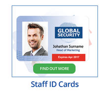 How to order staff ID cards?