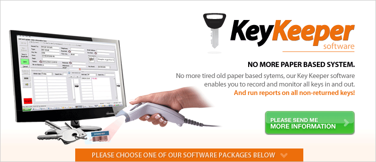 Key Control Software | NO MORE PAPER BASED SYSTEM