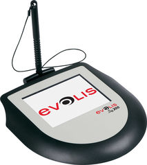 Evolis Sig200 Signature Colour Pad