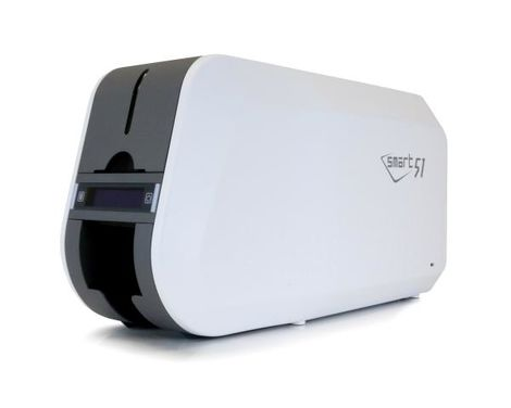 Smart 51 Id Card Printer Free Next Day Delivery