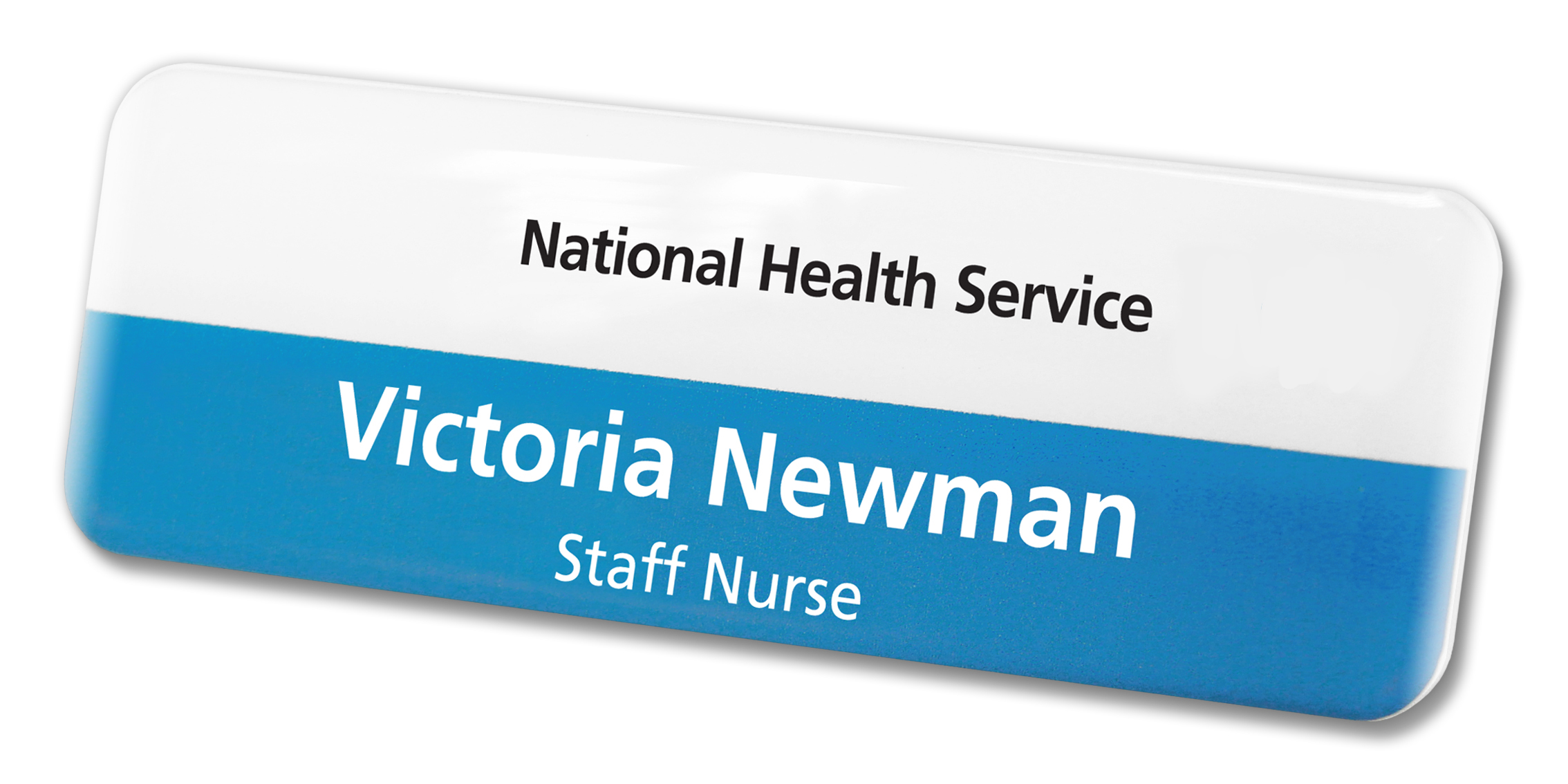 Name Badge: Personalised Name Badges
