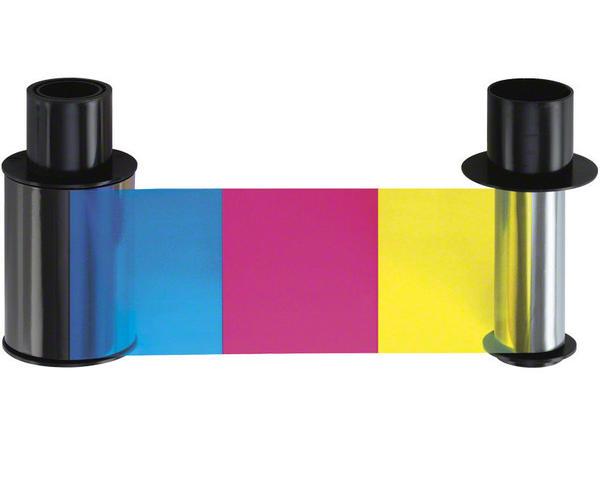 200 Prints NEW Genuine Fargo 44210 YMCKOK Color Ribbon