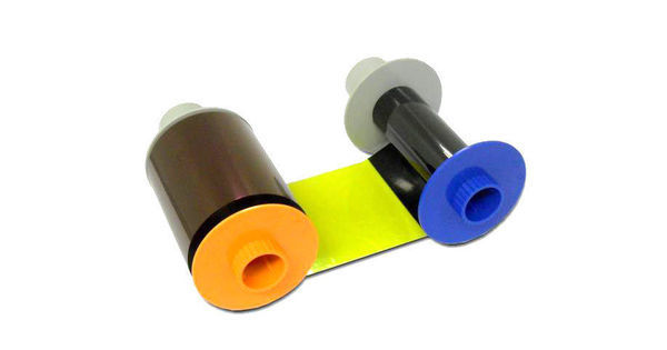 Fargo 84051 YMCK Colour Ribbon - 500 Prints