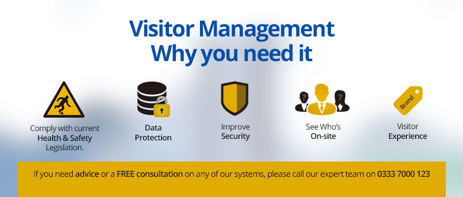 Why You Need Visitor Management